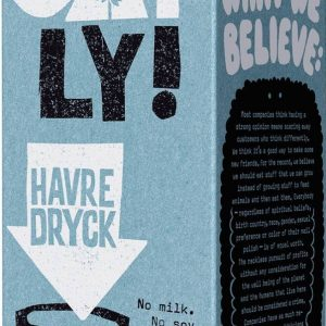 Oatly Havredryck Kyld