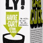 Oatly Havregurt Citron/Fläder