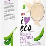 ICA I love eco Sojadryck