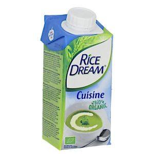 Rice Dream Cuisine risbas Ekologisk
