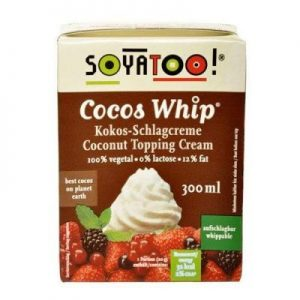 Soyatoo Kokosgrädde