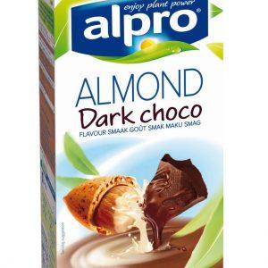 Alpro Mandel Mörk choklad