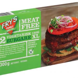 Fry's Vegetariska Burgare XL