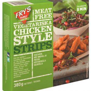 Fry's Vegetariska Chicken-style Strips
