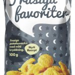 Coop Snacks Frasiga Favoriter