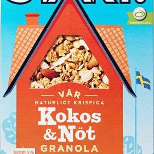 Start! Granola Kokos & Nöt