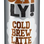 Oatly Cold Brew Latte