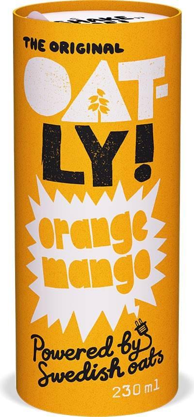 Oatly Orange Mango