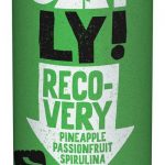 Oatly Recovery Ananas, Passionsfrukt & Spirulina