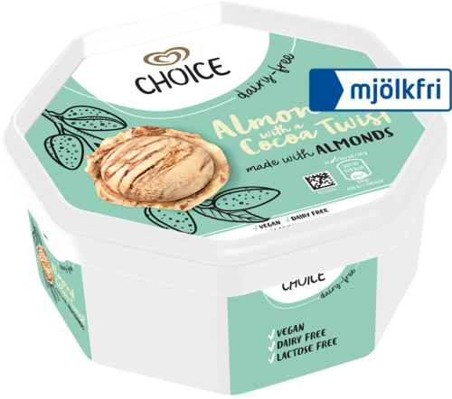 GB Choice Almond with a Cocoa Twist