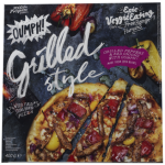 Oumph! Grilled Style Pizza
