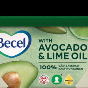 Becel med Avokado & Limeolja