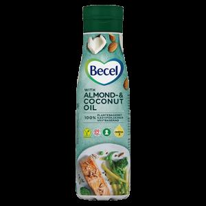 Becel Flytande med Mandel & Kokosolja