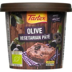 Tartex Vegetarisk smörgåspålägg Oliv