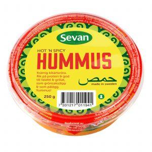 Sevan Hummus Hot'N Spicy