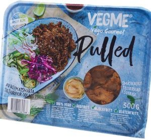 VegMe Pulled Naturell