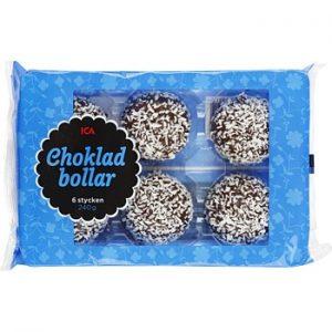 ICA Chokladbollar