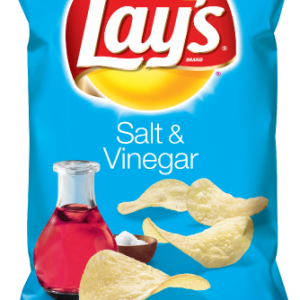 Lay's Salt & Vinegar Chips