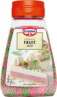 Dr. Oetker Strössel Mix/Fruit Taste