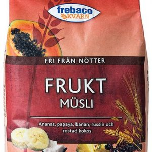 Frebaco Kvarn Müsli Frukt
