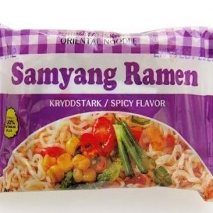 Samyang Ramen Kryddstark