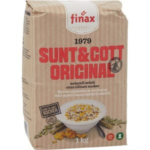 Finax Sunt & Gott Original