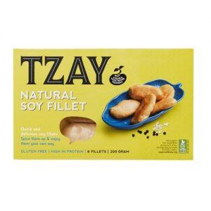 TZAY Natural Soy Fillet