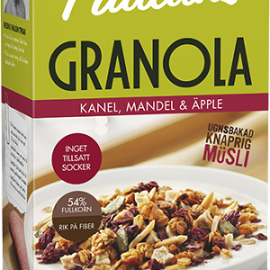 Paulúns Granola Kanel Mandel Äpple