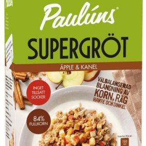 Paulúns Supergröt Äpple Kanel