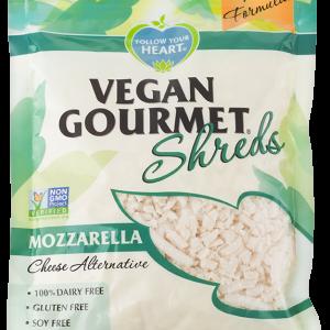 Follow Your Heart Mozzarella Shreds