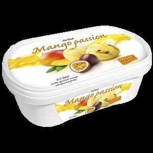 Triumf Glass Sorbet Mango Passion