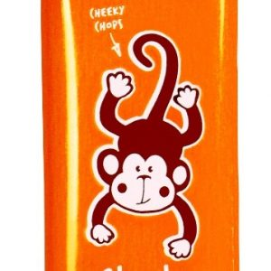 Moo Free Mini Moos Organic Cheeky Orange Bar