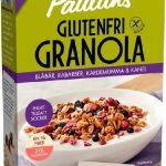 Paulúns Glutenfria Granola med Chiafrön
