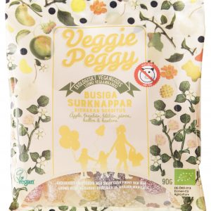 Veggie Peggy Busiga Surknappar