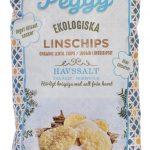 Veggie Peggy Linschips Havssalt