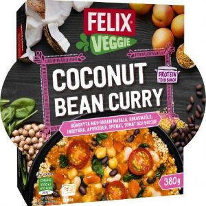 Felix Coconut Bean Curry