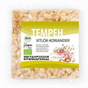 Seitanfoods Tempe Vitlök-Koriander