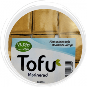 Yi-Pin Marinerade Tofutärningar Eko