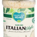 Follow Your Heart Grated Italian Style