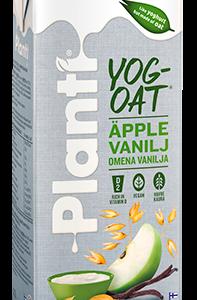 Planti YogOat Äpple & Vanilj