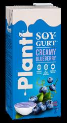 Planti Soygurt Blåbär