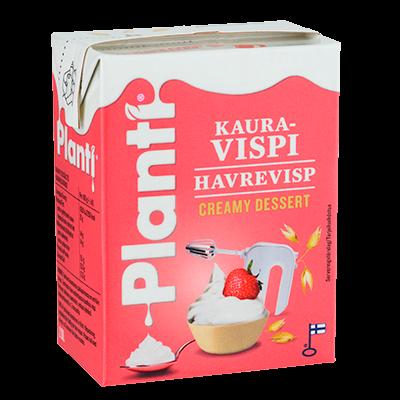 Planti Havrevisp Creamy dessert