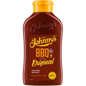 Johnny's BBQ Sås Original
