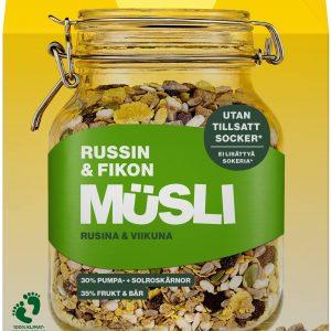 Risenta Müsli Russin & Fikon