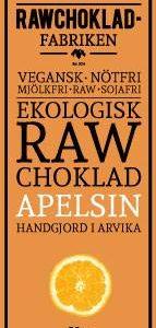 Rawchokladfabriken Apelsin