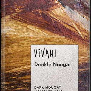 Vivani Dark nougat chocolate