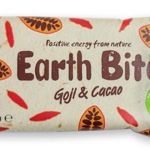 Earth Bite Goji & Cacao