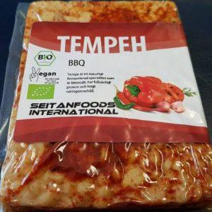 Seitanfoods Tempe Barbeque