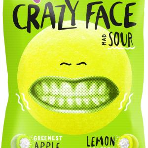 Malaco Crazy Face Sour