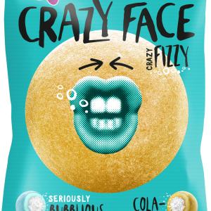 Malaco Crazy Face Fizzy